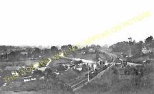 Pant Railway Station Photo. Llynclys - Llanymynech. Cambrian Railway. (3)
