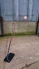 Unique & Original Fishing Rod Arc Lamp - Featured on Ch4 Find It Fix It Flog It