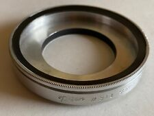 Tiffen Series VIII Adapter Ring #811 All Aluminum 43mm Made in USA Vintage