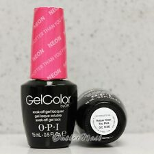 OPI GelColor Neon Collection Summer 2014 - HOTTER THAN YOU PINK GC N36 >Ship 24H