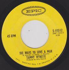 TAMMY WYNETTE {60s Country} The Ways To Love A Man / Still Around  ♫HEAR