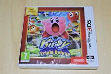 Kirby Triple Deluxe Nintendo 3DS 2DS New Factory Sealed Selects