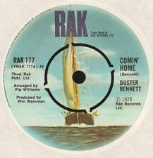 "Duster Bennett(7"" Vinyl)Pretty Little Thing / Comin' Home-RAK-RAK 177-U-Ex/Ex"
