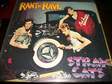 Stray Cats ‎– Rant N' Rave With The Stray Cats - LP - 1983 - EMI America