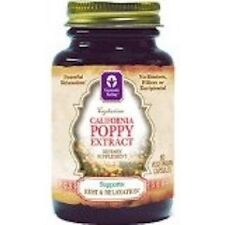 Genesis Today California Poppy Extract for pain relief Fibromyalgia 60 Veg Caps