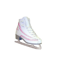 American Athletic Shoe Girl's Soft Boot Ice Skates 12Y