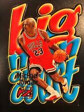 MICHAEL JORDAN Big Man On Court! 1996-97 SKYBOX Z FORCE Rare Insert BULLS 1:240