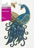 Peacocks Anita Goodesign Embroidery Machine Design CD 119AGHD
