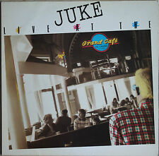 """JUKE """"LIVE AT THE GRAND CAFE""""  33T LP"""