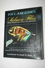 Poul Jorgensen Salmon Flies Illustrated Stackpole Books