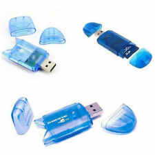 USB 2.0 Memory Card Adapter For SD MicroSD MMC