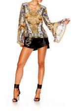 Long Sleeve Regular Dresses for Women with Blouson