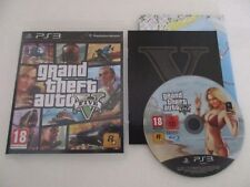 GTA 5 GRAND THEFT AUTO V (5) - SONY PLAYSTATION 3 - Jeu PS3 COMPLET Fr