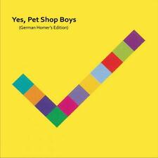 $YS422A - PET SHOP BOYS - Yes (German Homer's Edition)   /2CD