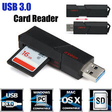 2in1 USB3.0 High Speed For Micro SD SDXC T-Flash TF Memory Card Reader Adapter