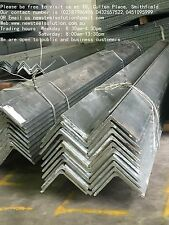 LINTELS-HOT DIP GALVANISED ANGLE BAR 100MM*100MM*8MM*5.4M
