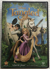 Tangled (DVD, 2011, Disney) Canadian