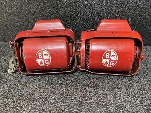 Bell & Gossett Alternating Current Circulator Pump Motor 1/12 hp Lot Of 2