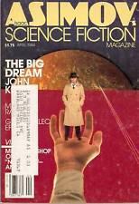 Asimov Sf April 1984 84 Kessel Swift Shiner Gardner