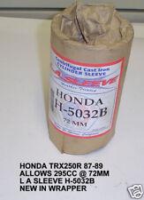 LA SLEEVE H5032B BIG BORE 295cc CYLINDER LINER HONDA TRX250R FOUR TRAX