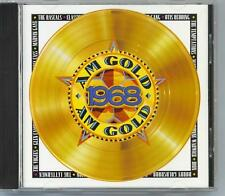 TIME-LIFE - AM GOLD - 1968 - MINT CD - 22 SONGS