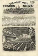 1868 Entertainment Her Majesty's ministri volontario Drill Hall a Bristol