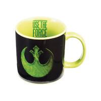 Star Wars Yoda 20 oz Heat Reactive Ceramic Mug