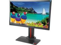 "ViewSonic XG2402 24"" 1920 x 1080 Full HD 144Hz 1ms 2x HDMI DisplayPort AMD FreeS"