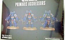Warhammer 40K Adeptus Astartes Gravis Space Marines Primaris Aggressoren, NEU