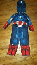 Captain America Halloween costume Marvel