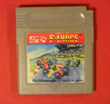 F-1 Race (Nintendo Game Boy GB, 1990) Japan Import