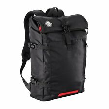 Aquabourne EOS Commuter Cycling Backpack Waterproof LED Safety Light Black New