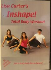 Lisa Carter's Inshape! Total Body Workout fitness exercise DVD sculpt tone abs