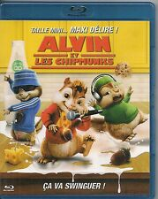 BLU-RAY--ALVIN ET LES CHIPMUNKS--TIM HILL