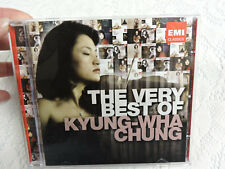 The Very Best of Kyung-Wha Chung 2 CD Set - EMI Classics - Violin