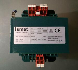 Transformator Trafo ISMET PRI 230 ±15% / 400 V SEC 230 V  500 VA 2,17 A
