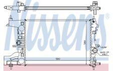 NISSENS Radiador, refrigeración del motor OPEL ASTRA RENAULT CLIO 630725