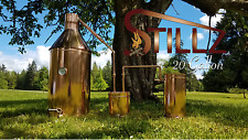 Copper Moonshine Still  20 Gal. Heavy 22 Ga. Copper Still - Whiskey Still