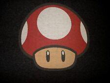 Vintage Mario Brothers Mushroom shirt ( RARE ) Nintendo 1980's