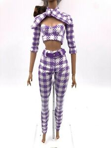 Fashion Royalty Integrity Toys NU.Face Fit to Print Nadja Doll Outfit Clothing