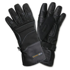 NEW Olympia 4390 Aquatex Husky Leather Snowmobile Gloves - size L (439016)