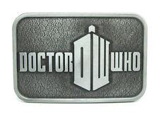 Doctor Who Belt Buckle