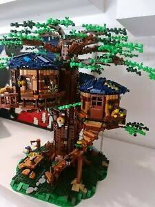 Lego Baumhaus 21318