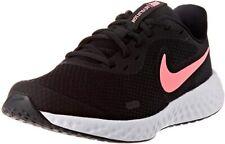 Nike Revolution 5 (gs) Scarpa ginnica donna nero/rosa BQ5671 002