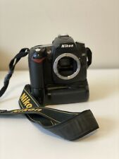 Nikon D D90 12.3MP Digital SLR Camera - Black (Body Only)