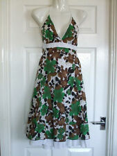 Unbranded Petite Cotton Knee Length Dresses for Women