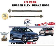 per VW VOLKSWAGEN TIGUAN TSI TDI 4x4 2007- > NUOVO 2x POSTERIORE GOMMA