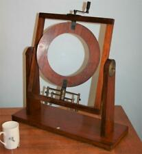 More details for antique philip harris earth inductor scientific demonstration instrument c1900
