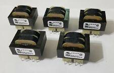 5 Horizontal Pc Transformer 115vac In 16vac07a Or 8vac14a Out Mci 4 02 4016