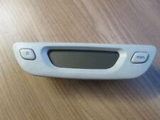Horloge numérique VW Sharan horloge de commande Collé Intérieur Luminaire gris 7m0919203b